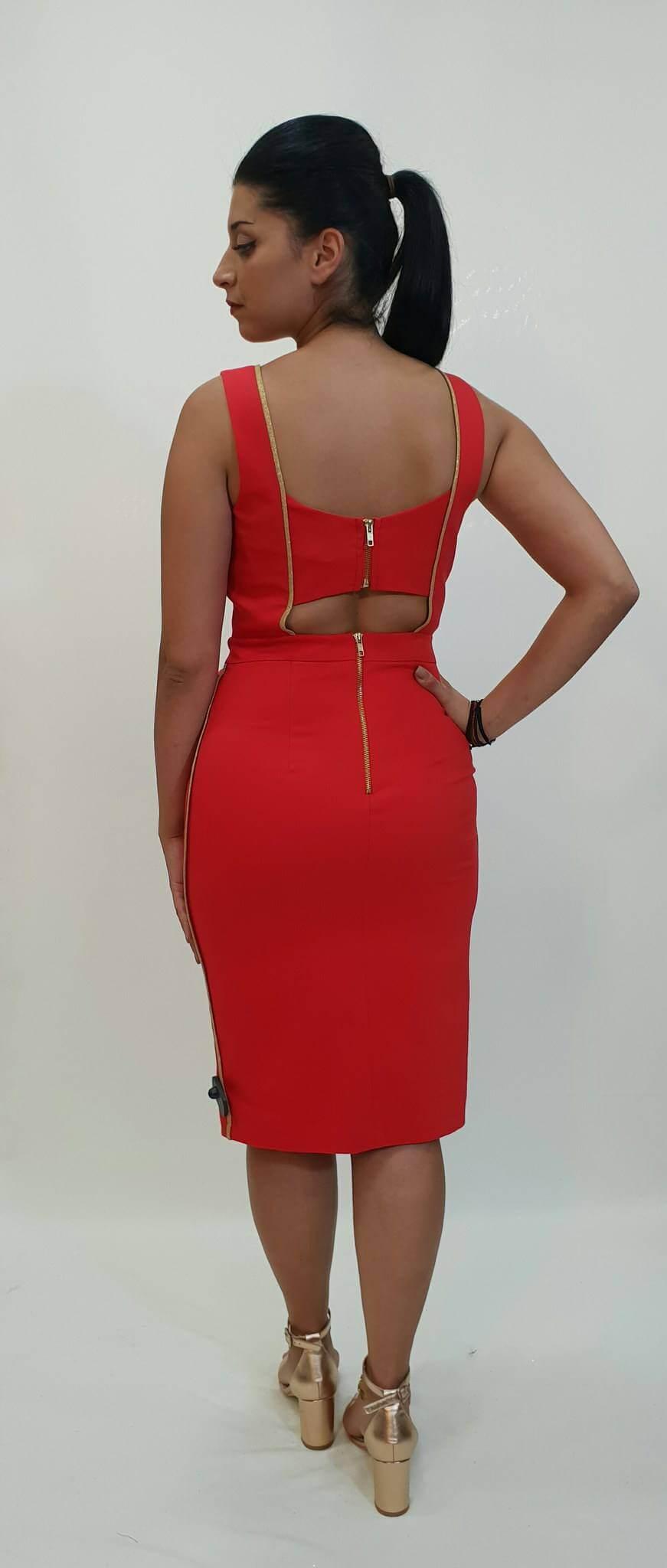 c62b08548766 Φόρεμα στενό ελαστικό - For ever Chania Clothing   Accessories