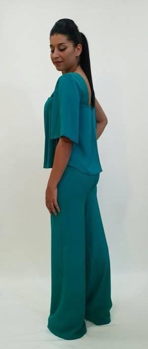 Ολόσωμη φόρμα με βολάν