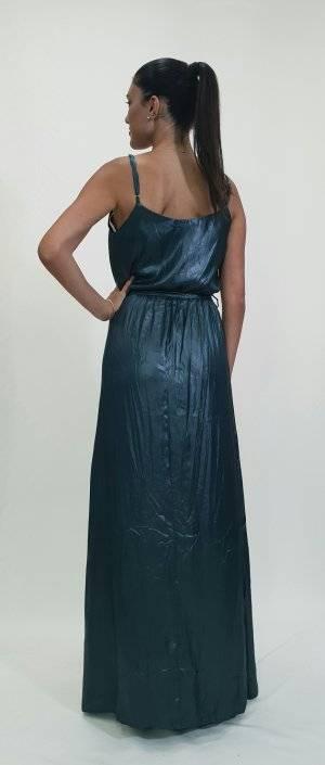 Φόρεμα ελαστικό τσαλακωτό