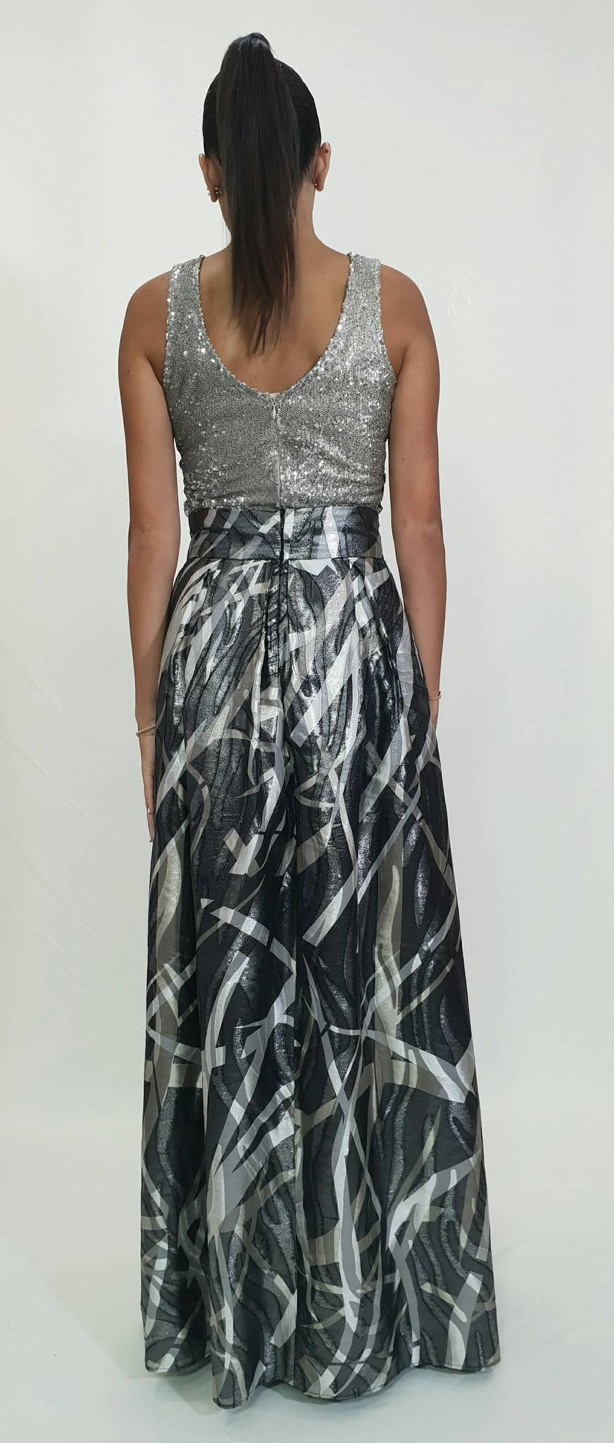 Εντυπωσιακή φούστα με πιέτες