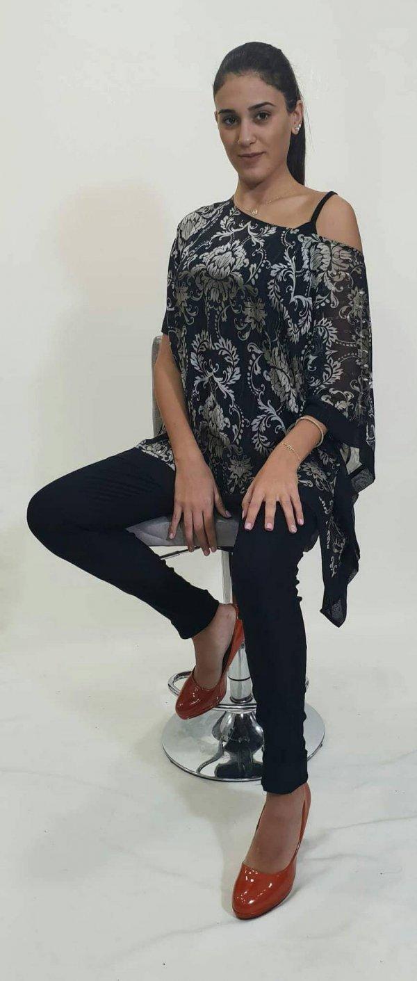 395811229018 Πουκαμίσα νυχτερίδα μανίκι - For ever Chania Clothing   Accessories