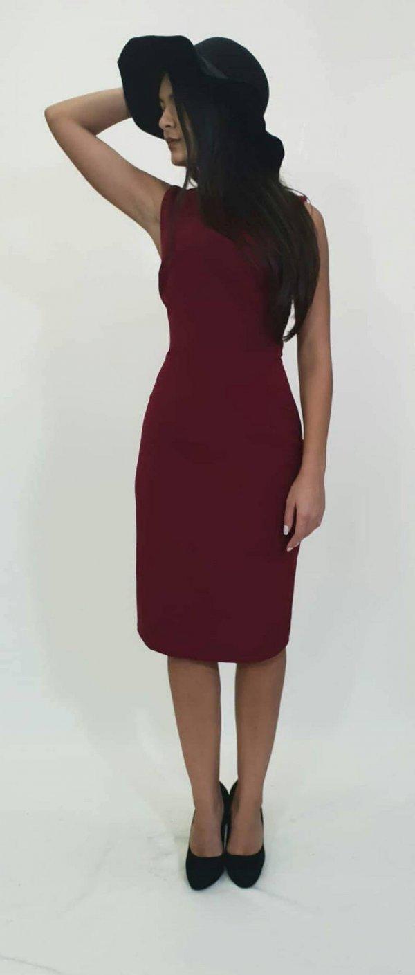b3127ee8b5a4 Φόρεμα στενή γραμμή - For ever Chania Clothing   Accessories