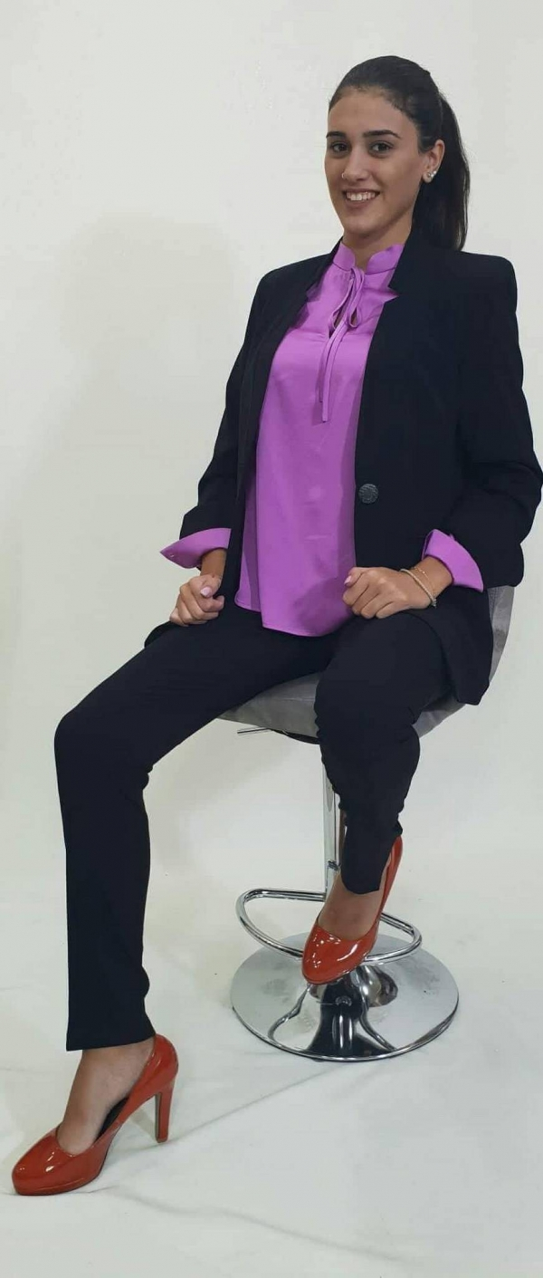 50e1b4ce5350 Πουκάμισα με δέσιμο στο λαιμό - For ever Chania Clothing   Accessories