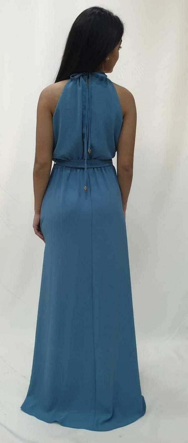 Φόρεμα μακρύ κρουαζε