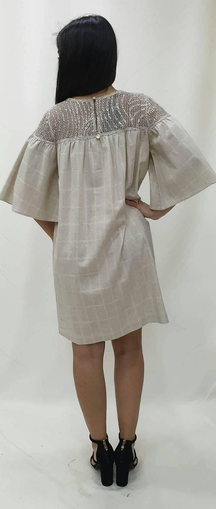 Φόρεμα κοντό αέρινο