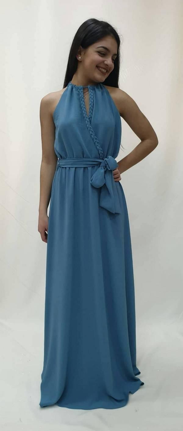 ba40f4c5edc Φόρεμα μακρύ κρουαζε - For ever Chania Clothing & Accessories