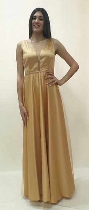 Φόρεμα τούλι μακρύ