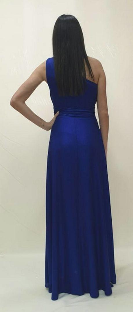 5a0f1211af1 Φόρεμα μακρύ με ένα ώμο