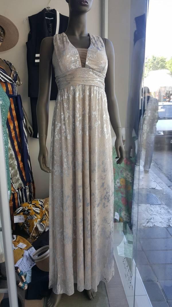 Φόρεμα μακρύ με εντυπωσιακή πλάτη(1)_resize