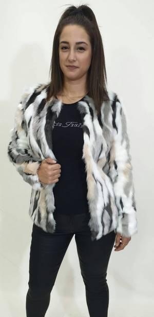 Σακάκι γούνινο